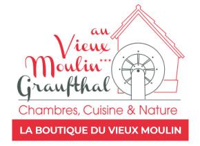Au Vieux Moulin Graufthal - Service à emporter